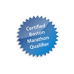Certified Boston Marathon Qualifier